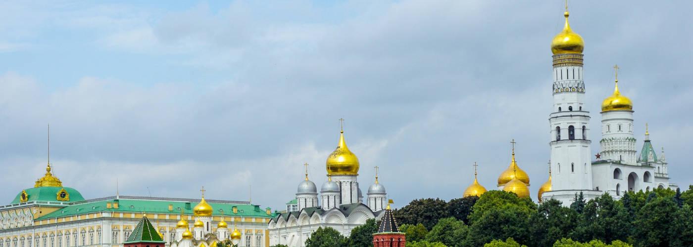 Rosja – Bursztynowym szlakiem