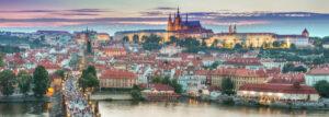Czechy – Praga