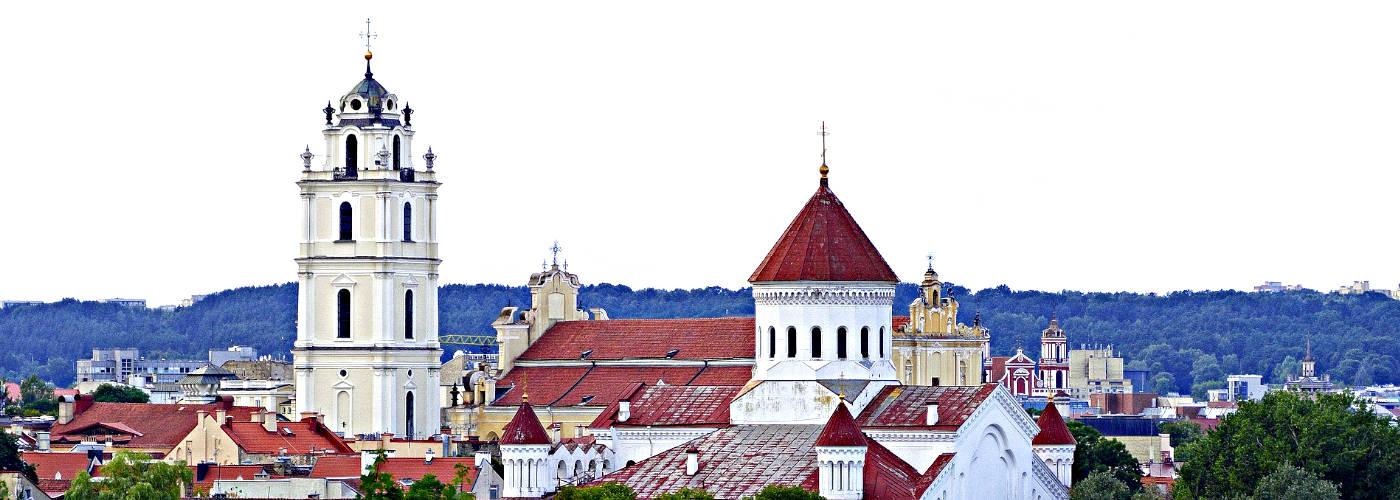 Sanktuaria Litwy i Mazur